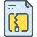 Zip File Collection Icon