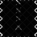 Zip Zipped Document Icon