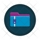 Zip files Icon