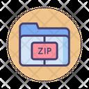 Zip Files Zip Archive Files Icon
