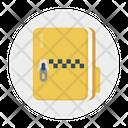 Zipfolder Archive Document Icon