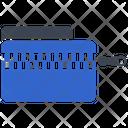 Document File Zip File Icon