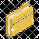 Zip Folder Archive Zip Document Icon