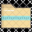 Artboard Zip Folder Zip Icon