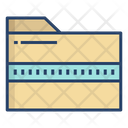 Zip Folder Zip Folder Icon