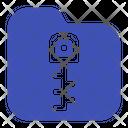 Zip Folder Folder Format Icon