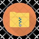 Zip Compressed Folder Icon