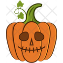 Zip Pumpkin Icon