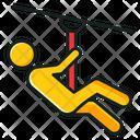 Zipline Icon