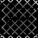 Zipped Folder Data Compression File Compression Icon
