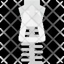 Zipper Zip Fasshion Icon