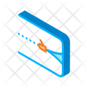 Cover Material Mattress Icon