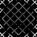 Zipper Emoticon Icon