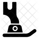 Zipper Foot Icon