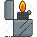 Zippo Lighter Icon
