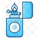 Zippo Lighter Fire Icon
