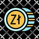 Zloty Poland International Icon