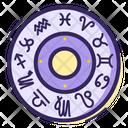 Zodiac signs Icon