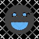 Zombie Emoji Face Icon