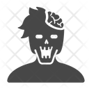 Zombie Corpse Ghost Icon