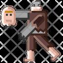 Zombie Game Horror Icon
