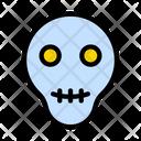 Monster Creepy Clown Icon