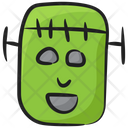 Zombie Undead Character Scary Character Icon