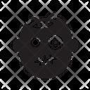 Halloween Zombie Scary Icon