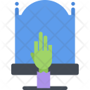 Zombie Ahnd Icon
