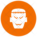 Zombie Mummy Halloween Icon