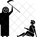 Zombie Axe Attack Icon