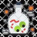 Eye Halloween Jar Icon