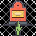 Zombie Grave Icon