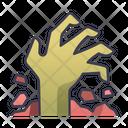 Zombie Horror Dead Icon