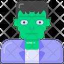 Zombie Man Icon