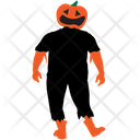 Zombie Pumpkin Icon