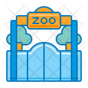 Zoo Animal Wildlife Icon