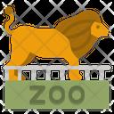 Zoo Zoology Biology Icon