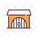 Zoo Cage Cage Animal Cage Icon