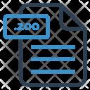 Zoo Document File Icon
