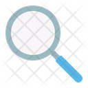 Zoom Search Find Icon