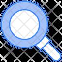 Zoom Lense Tool Icon