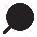 Zoom Loupe Glass Icon