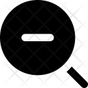 Zoom Out View Icon