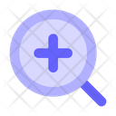 Zoom In Zoom Magnifier Icon