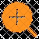 Zoom In Design Ui Icon