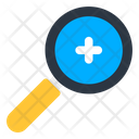 Zoom In Magnifier Magnifying Glass Icon