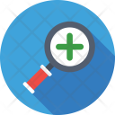 Zoom Magnifier Search Icon