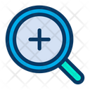 Magnifier Searching Magnifying Icon