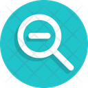 Zoom Zoom Out Magnifier Icon